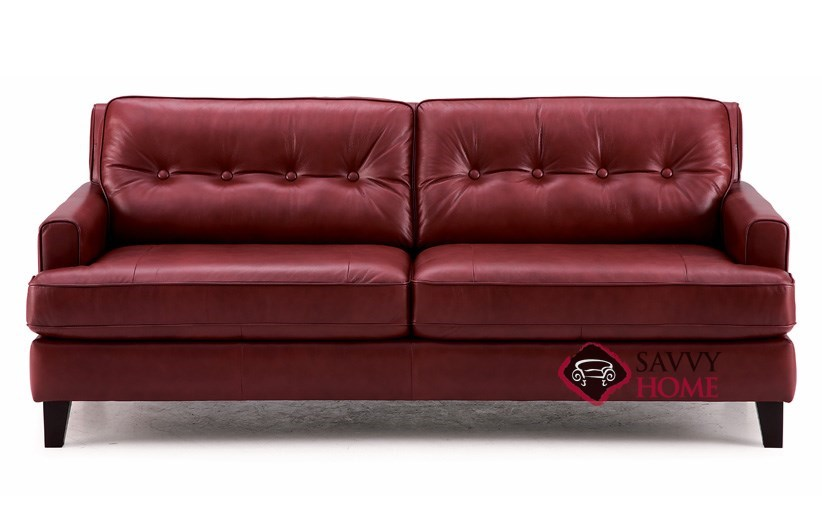 Barbara Leather Stationary Sofa by Palliser is Fully Customizable by ...