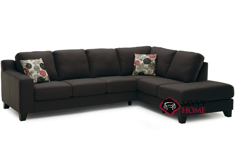 Reed Large Chaise Sectional By Palliser