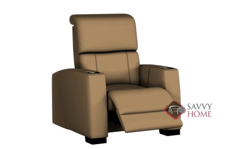 Hifi Leather Home Theater Recliner