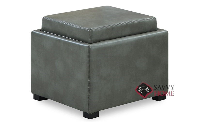 Cool Footstool Storage Cubes Fabric Storage Ottomans: Quick-Ship Cube By Emerald Fabric Stationary Ottoman In