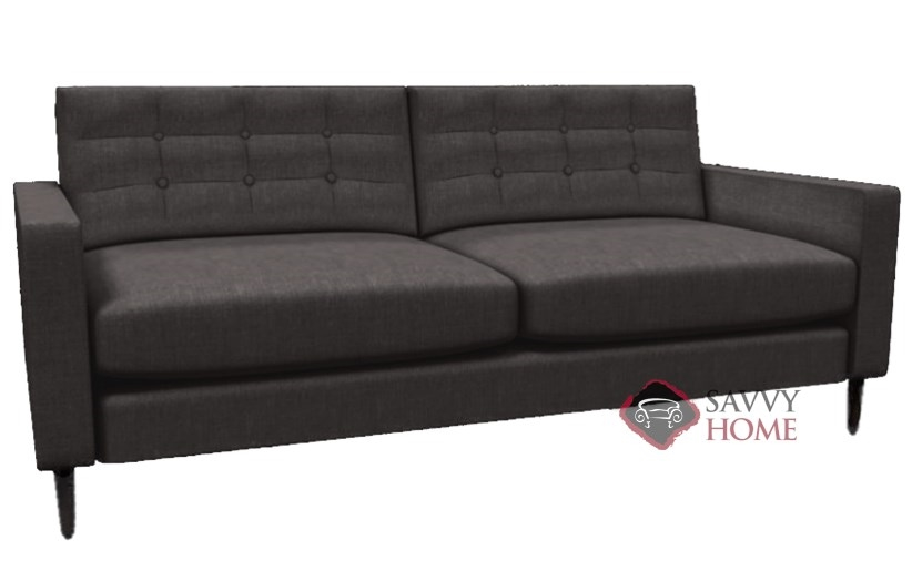 Paramount Sofa By Lazar Industries In Cortez Graphite