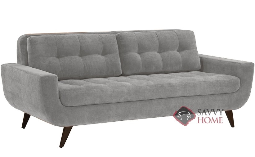 Genial Ava Sofa By Lazar Industries In Luscious Silver ...