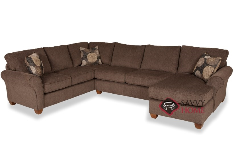 Superieur ... The 320 U Shape True Sectional Sofa By Stanton Upholstered In Cornell  Pewter