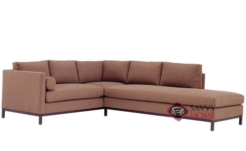 York Fabric Stationary Chaise Sectional by Lazar Industries is Fully on chaise recliner chair, chaise sofa sleeper, chaise furniture,