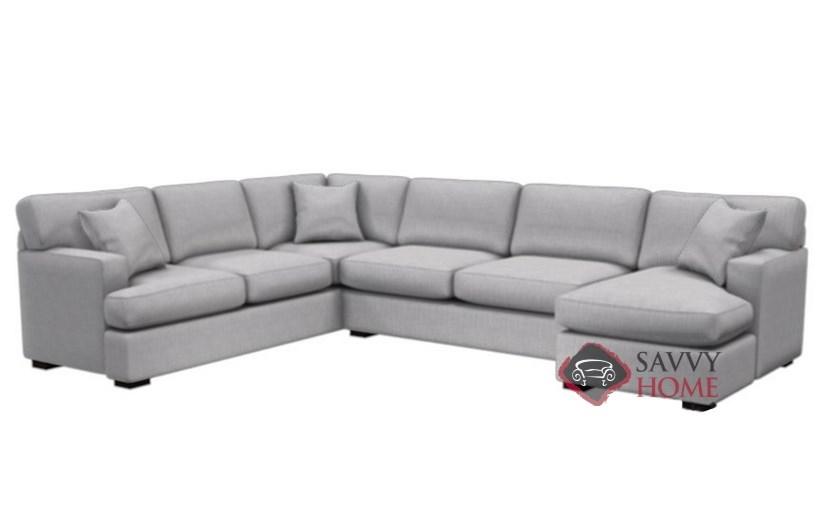 ... The 146 U Shape True Sectional Sofa In Bennett Moon ...