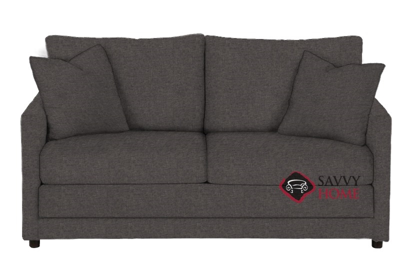 200 Fabric Stationary Studio Sofa By Stanton Is Fully