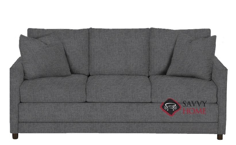 200 Fabric Sleeper Sofas Queen By Stanton Is Fully