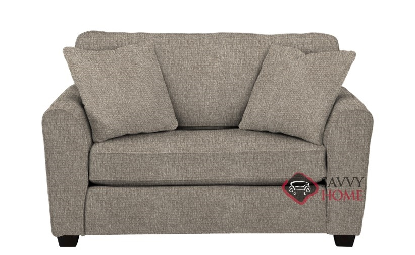 643 Fabric Sleeper Sofas Twin By Stanton Is Fully