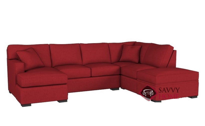 Original ...  sc 1 st  Savvy Home Store : sleeper sofa with storage chaise - Sectionals, Sofas & Couches