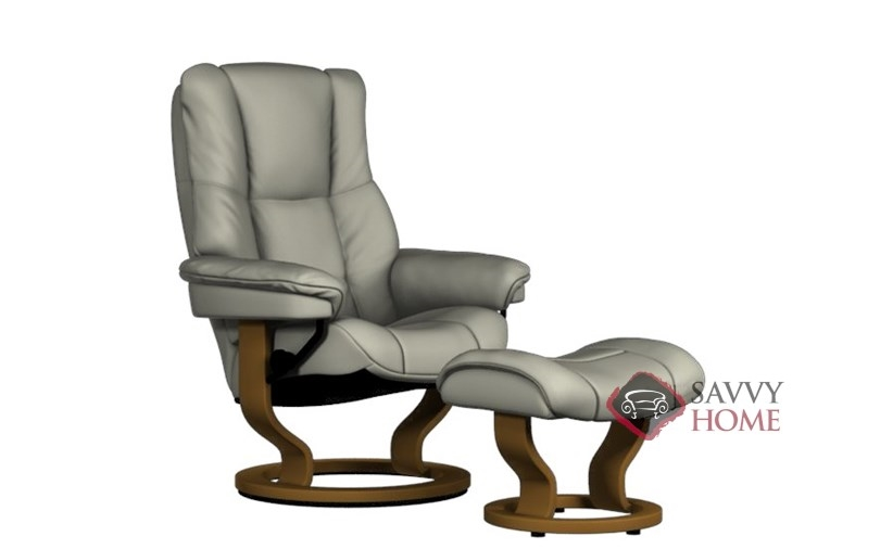 Original ...  sc 1 st  Savvy Home Store & Mayfair Leather Chair by Stressless is Fully Customizable by You ... islam-shia.org