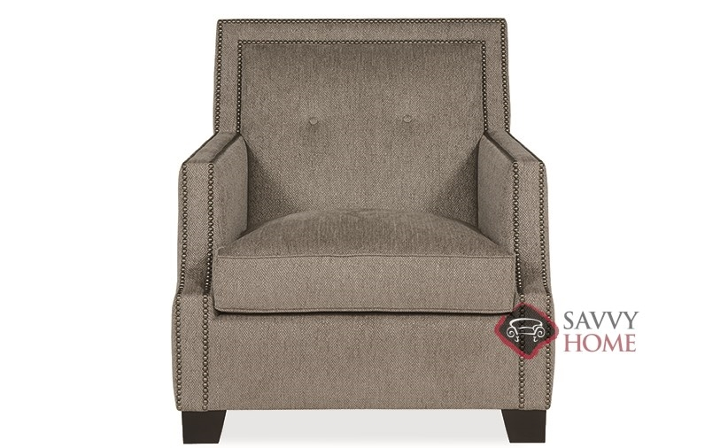 Prime Franco Arm Chair With Down Blend Cushions By Bernhardt Interiors Machost Co Dining Chair Design Ideas Machostcouk