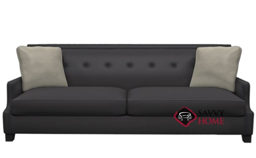 Delicieux Franco Leather Sofa By Bernhardt Interiors
