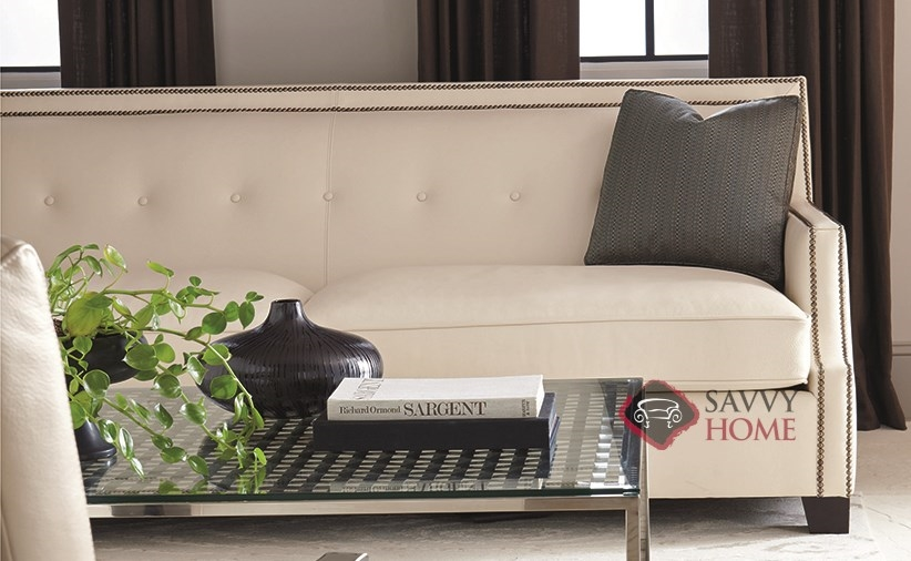 Fantastic Franco Sofa With Down Blend Cushions By Bernhardt Interiors Machost Co Dining Chair Design Ideas Machostcouk