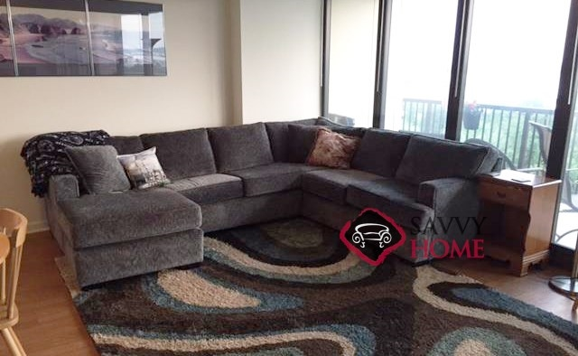 The 146 U Shape Sectional Sofa From Stanton Shared By Robin