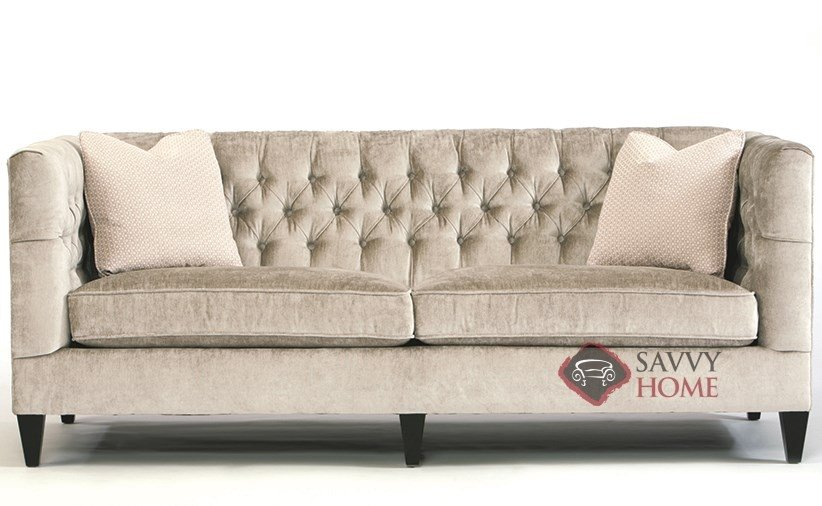 Beckett Sofa With Down Blend Cushions By Bernhardt Interiors