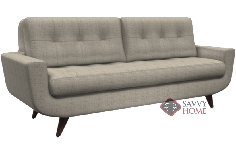Ava Sofa By Lazar Industries In Nostalgia Marshmallow