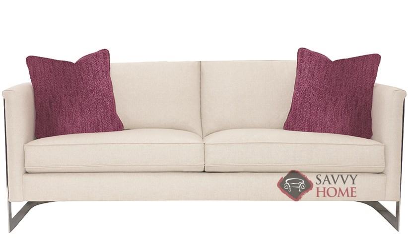 Baldwin Sofa With Down Blend Cushions By Bernhardt Interiors