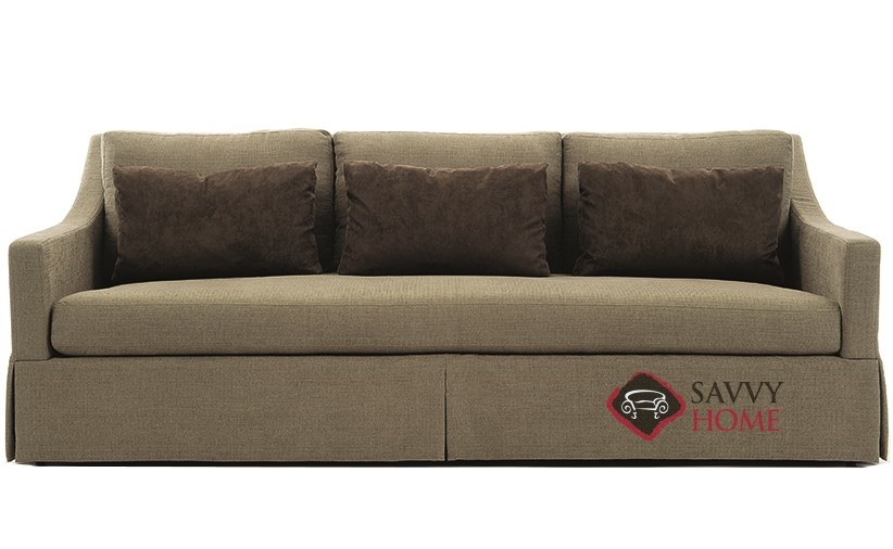 Albion Sofa With Down Blend Cushions By Bernhardt Interiors