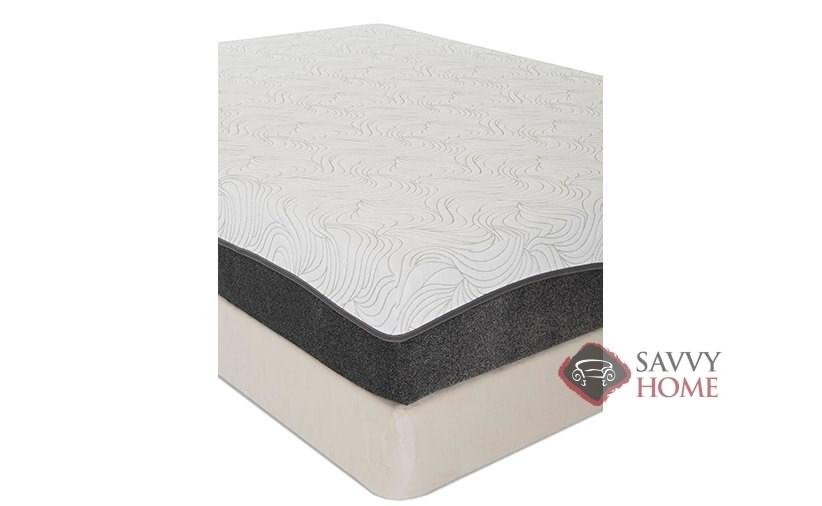calle 12 hybrid puregel plus memory foam mattress by enso sleep systems. Black Bedroom Furniture Sets. Home Design Ideas