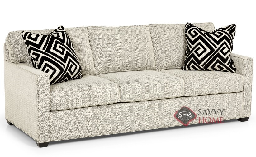 287 Fabric Stationary Sofa By Stanton