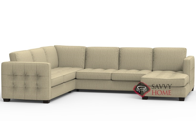 Beau Barrett U Shape True Sectional Sofa By Palliser