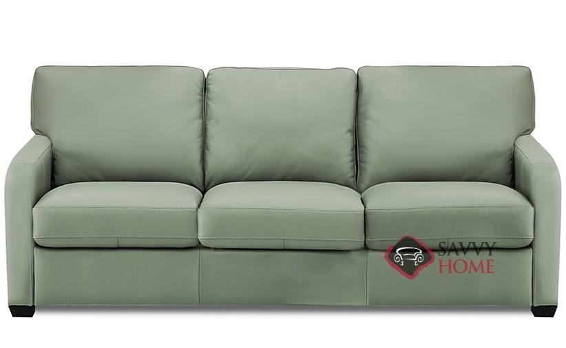 Westside Top-Grain Leather Queen Sofa Bed by Palliser