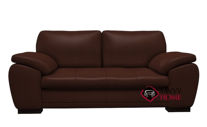 Miami By Palliser Leather Loveseat By Palliser Is Fully