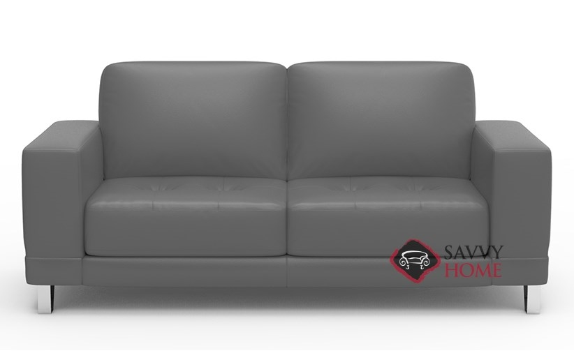 Seattle Leather Loveseat By Palliser