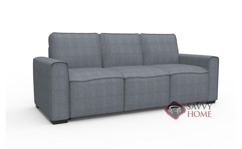 Lullaby My Comfort 3 Cushion Queen Sleeper Sofa By Palliser