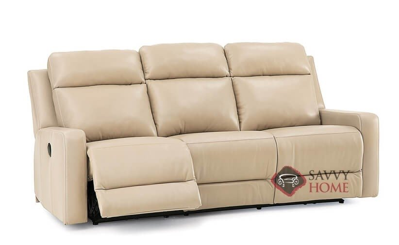 Forest Hill Dual Reclining Leather Sofa By Palliser Upgrade Available