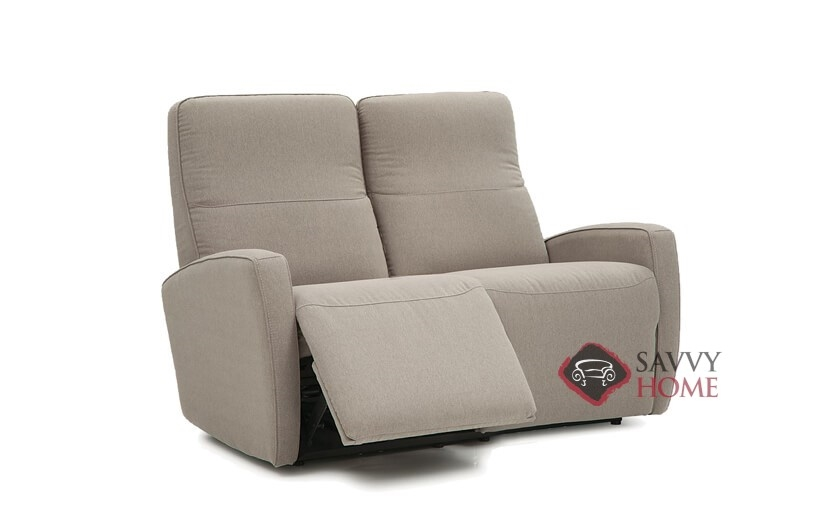 Sierra II My Comfort Dual Reclining Loveseat by Palliser  sc 1 st  Savvy Home Store & Sierra II Fabric Loveseat by Palliser is Fully Customizable by You ... islam-shia.org
