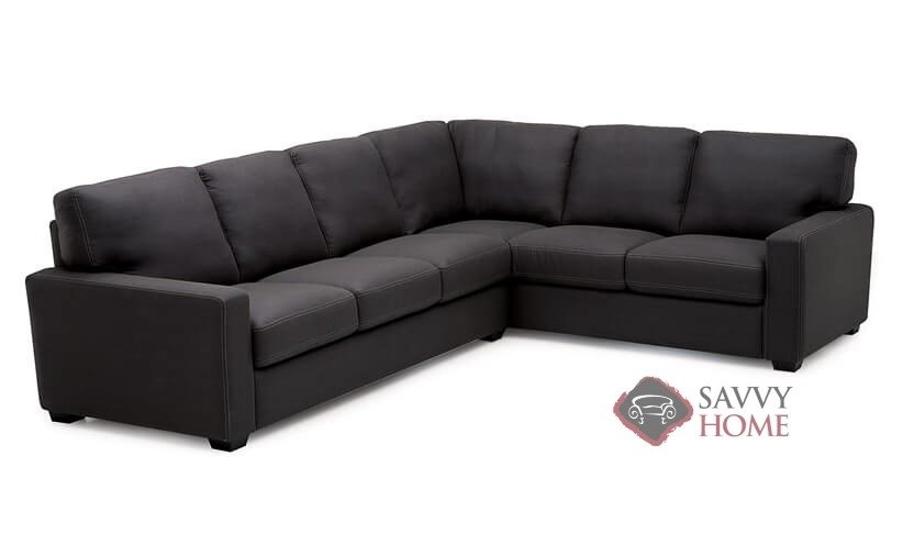 Westend Fabric Stationary True Sectional by Palliser is Fully ...