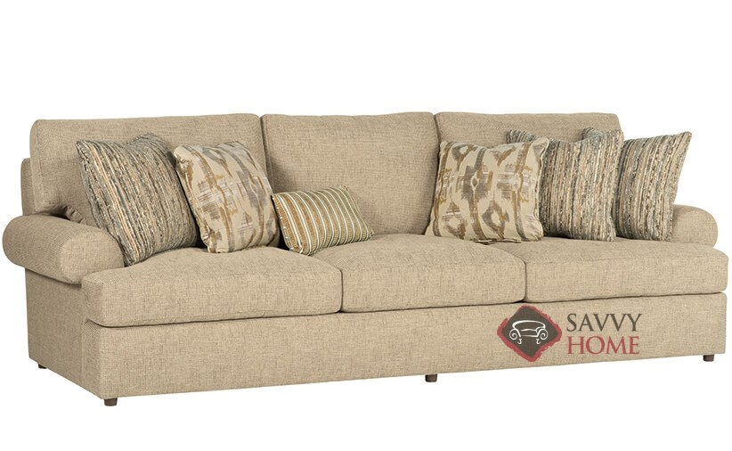 Andrew Sofa With Down Blend Cushions By Bernhardt