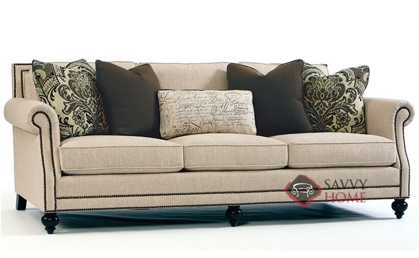 Brae Sofa With Down Blend Cushions By Bernhardt In 1058 200
