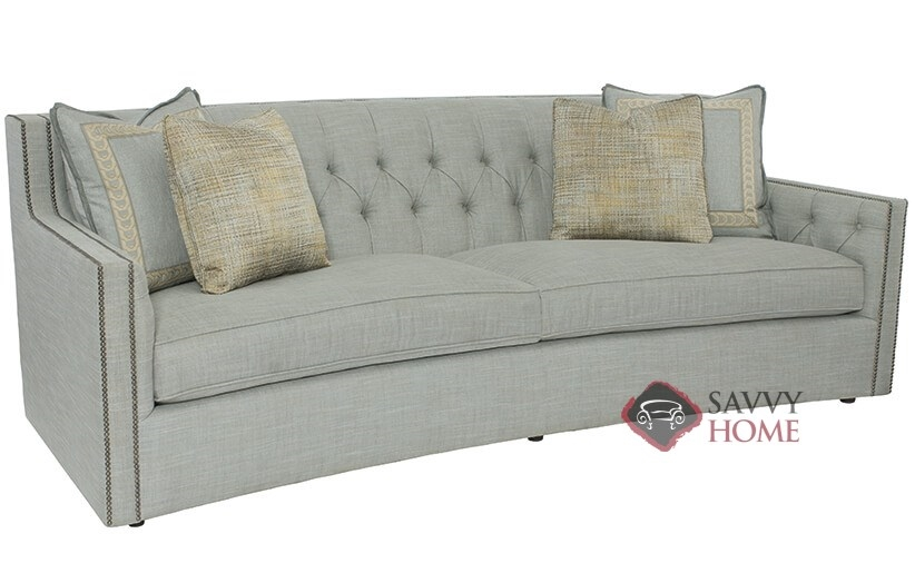 Candace Sofa With Down Blend Cushions By Bernhardt