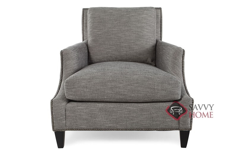Crawford Chair With Down Blend Cushion By Bernhardt In 2832 011