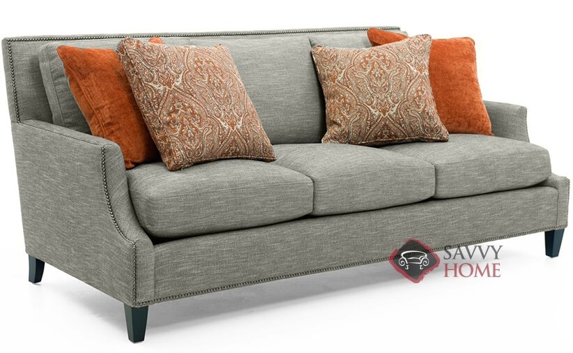 Crawford Studio Sofa With Down Blend Cushions By Bernhardt In 2832 011