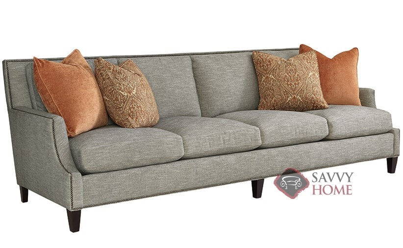 Crawford Sofa With Down Blend Cushions By Bernhardt In 2832 011