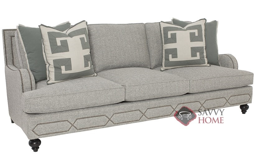 Franklin Sofa With Down Blend Cushions By Bernhardt In 2805 010