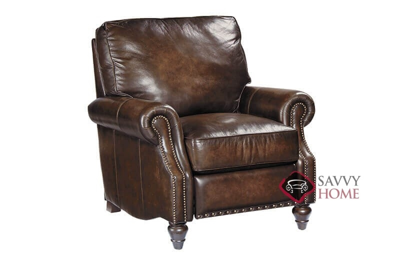 Murphy Reclining Leather Chair by Bernhardt in 203-020  sc 1 st  Savvy Home Store & Quick-Ship Murphy by Bernhardt Leather Chair in by Bernhardt with ... islam-shia.org
