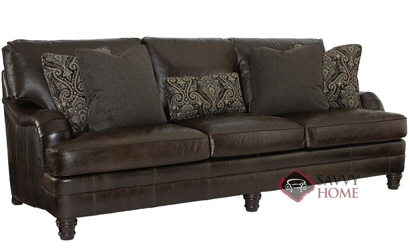 Delicieux Tarelton Leather Sofa By Bernhardt In 253 122
