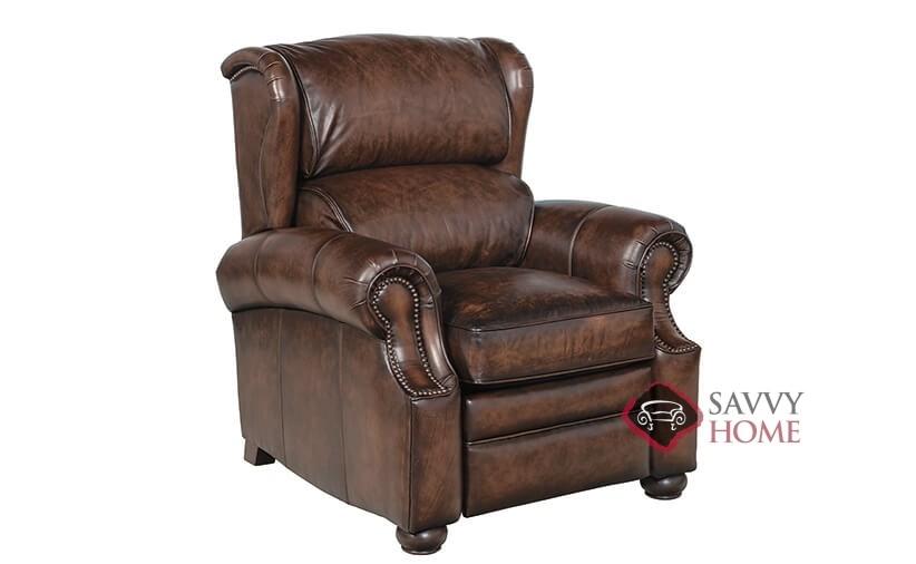 Warner Reclining Leather Chair By Bernhardt In 203 020