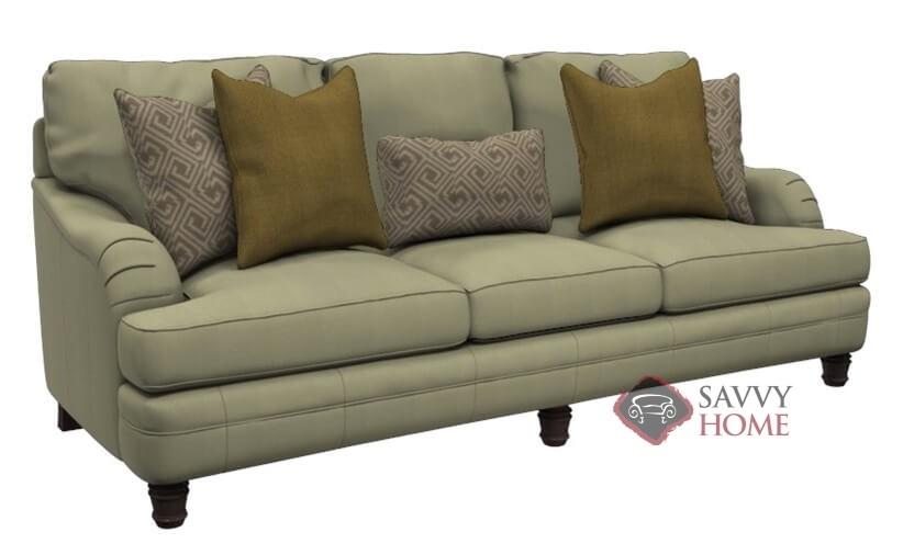 Tarleton By Bernhardt Fabric Stationary Studio Sofa