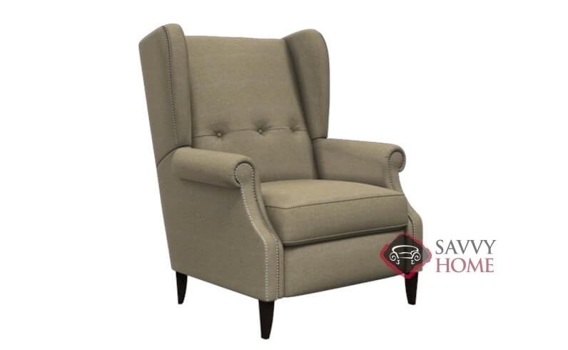Jeremy Chair With Down Blend Cushion By Bernhardt