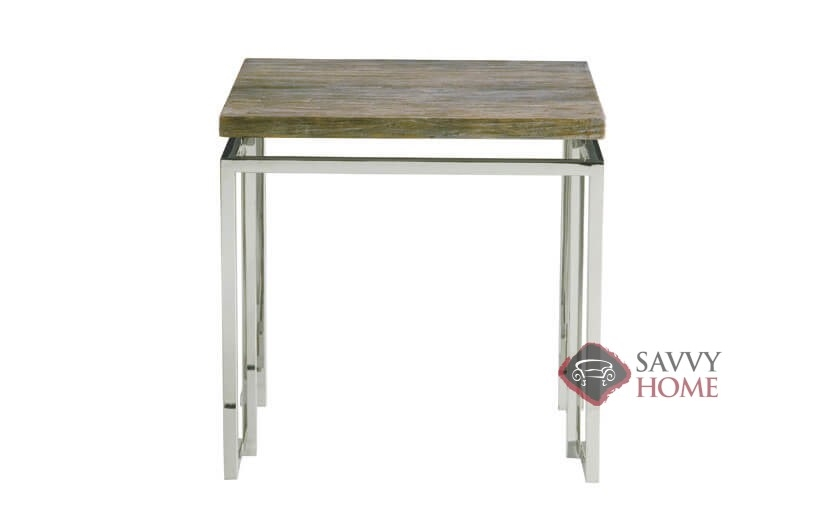 Waverly Side Table By Bernhardt Interiors