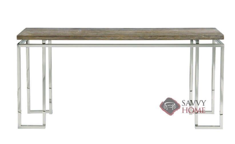 Quick Ship Waverly Table By Bernhardt Interiors With Fast