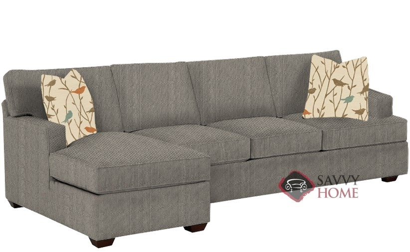 Lincoln Chaise Sectional Queen Sleeper