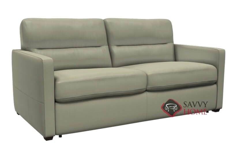 Leather Sleeper Sofas Full By Natuzzi