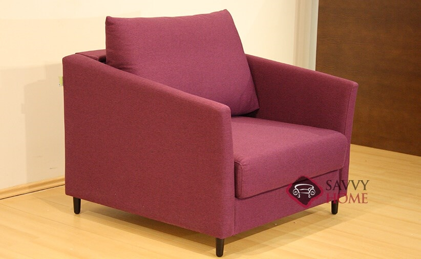 Erika By Luonto Fabric Sleeper Sofas Chair By Luonto Is