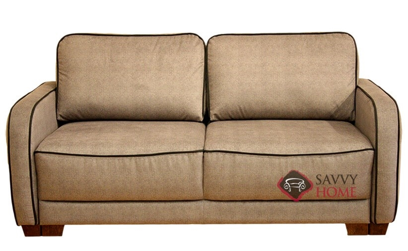 Leon by Luonto Fabric Sleeper Sofas Queen by Luonto is Fully ...